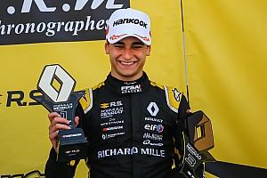 Caio Collet inicia testes de pré-temporada da F-Renault Eurocup