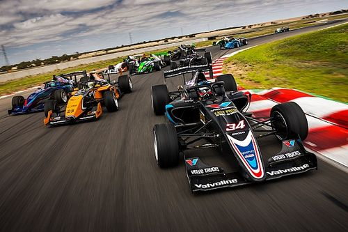 S5000 makes summer series move