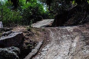 WRC: cancellata la PS8 dopo il rogo della Fiesta di Lappi