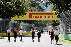 Pracownicy McLarena wracają do domów