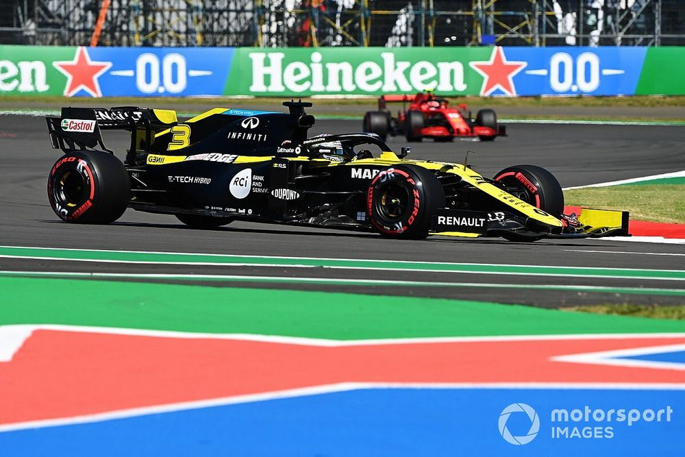 "Ricciardo: ""Renault'nun temposu gerçek"""