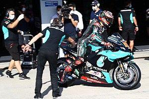 Poleman record à Jerez, Quartararo vise plus haut