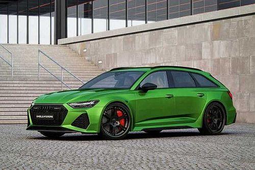 1010 lóerős Audi RS6 Avant érkezett a Wheelsandmore-tól