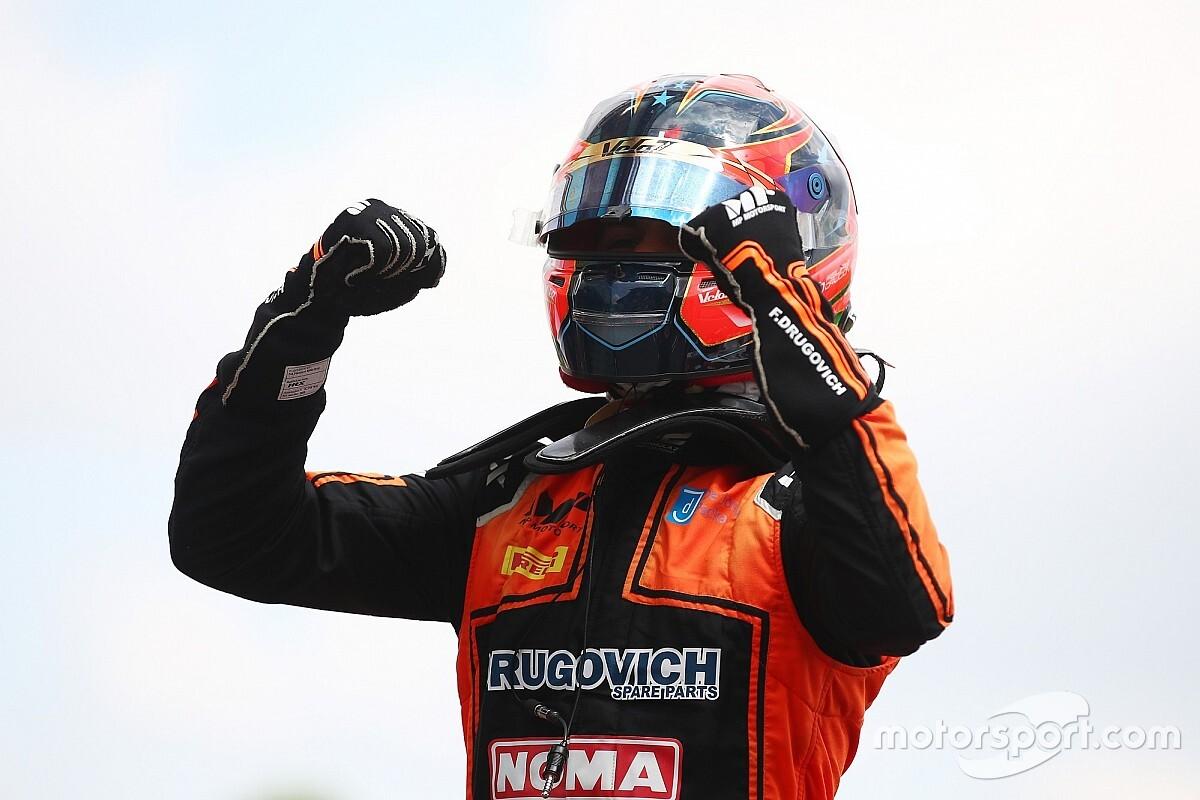Barcelona F2: Drugovich reigns supreme in sprint race