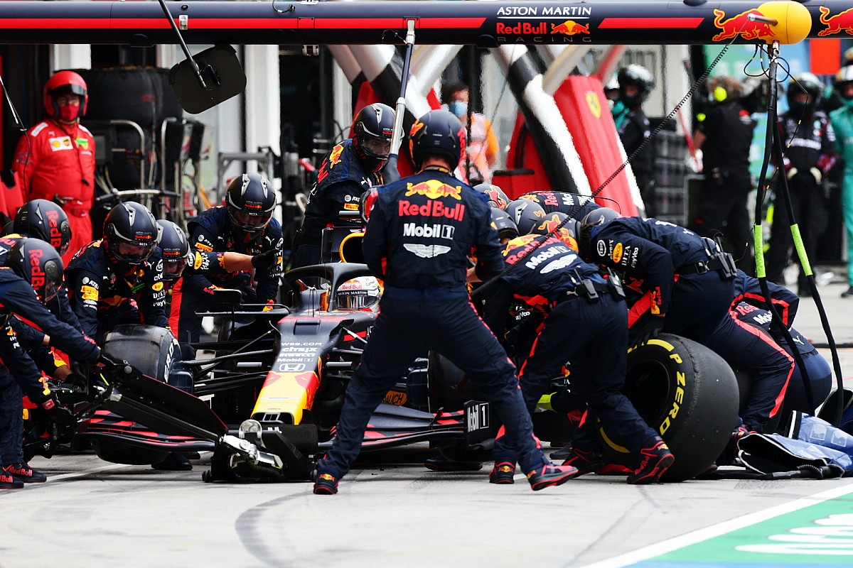 Horner: One-stop races are making F1 boring