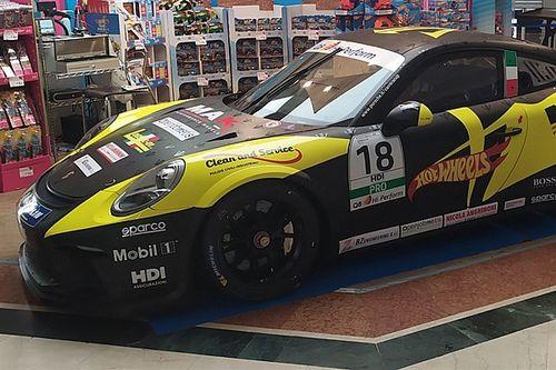 GT Italiano: Sauto-Carboni in GT Cup con la Porsche di Duell Race