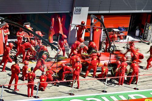 Ferrari Minta Waktu Tambahan untuk Perampingan Tim