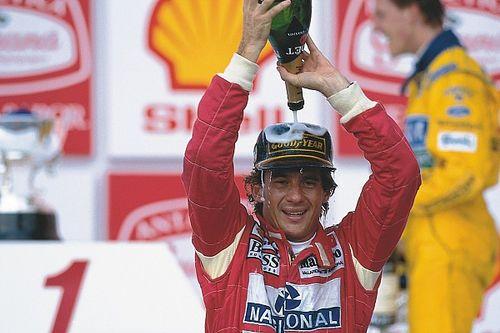 C'était un 28 mars : Senna, le dernier triomphe à domicile