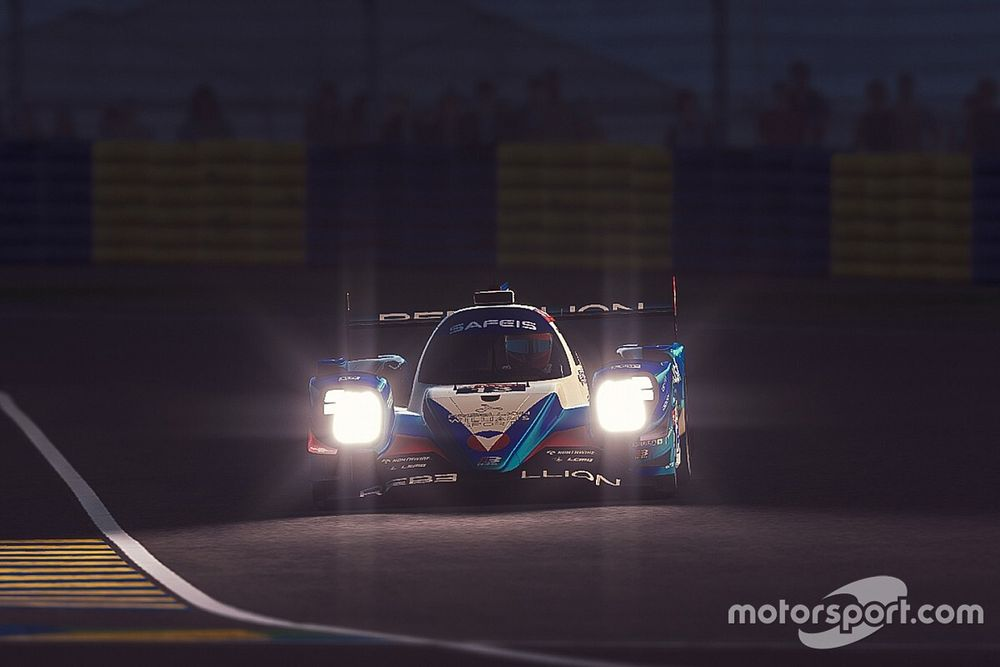 24H Le Mans virtuales: Canapino y Guerrieri, con opciones hasta el final