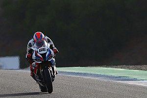 BMW ha svolto a Jerez tre giorni di test privati