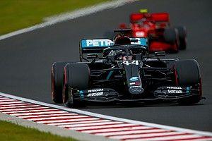 A Mercedes nem érezheti magát hibásnak, hogy ennyire dominánsak, és nem vesznek vissza