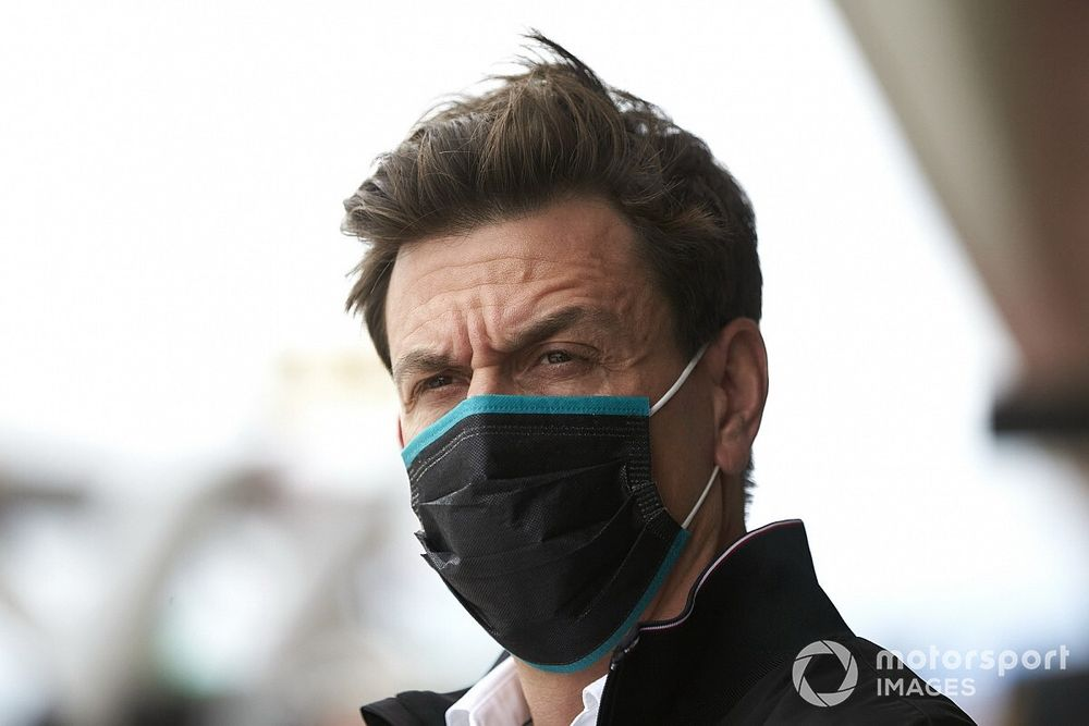 """Wolff: Majority of F1 teams want Concorde """"cleaning up"""""""
