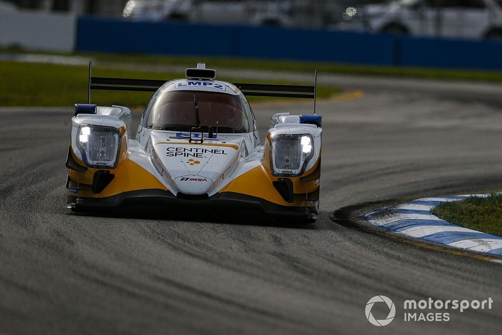 Two LMP2s for Road Atlanta as Performance Tech withdraws