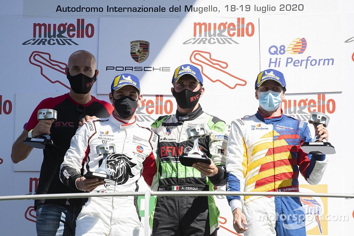 """Carrera Cup Italia, Cerqui e AB Racing rilanciano per Misano: """"Qualifica fondamentale"""""""