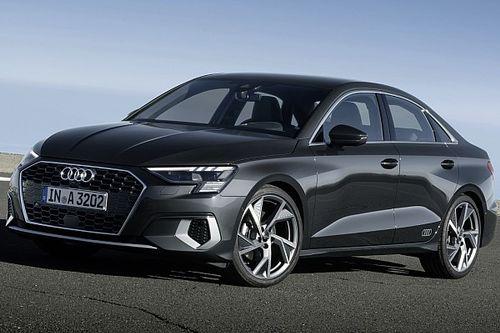 Audi A3 Sedan 2020: eficiencia vestida de elegancia