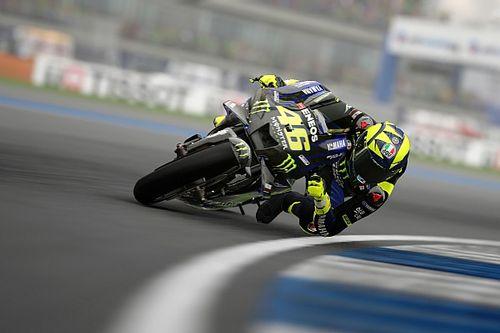 Horario y dónde ver la Carrera Virtual 4 de MotoGP en Misano