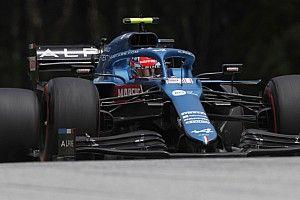 """Ocon, Silverstone öncesinde aracında """"maksimum değişiklik"""" istiyor"""