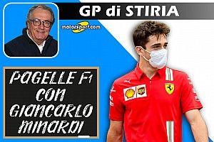 """Minardi: """"Per Leclerc troppi contatti per una bella rimonta"""""""