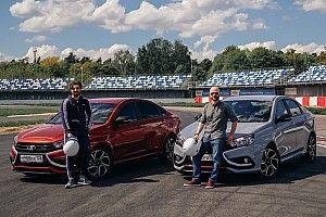 Встреча на трассе: кто еще приезжает на LADA Vesta Sport на трек-дни?
