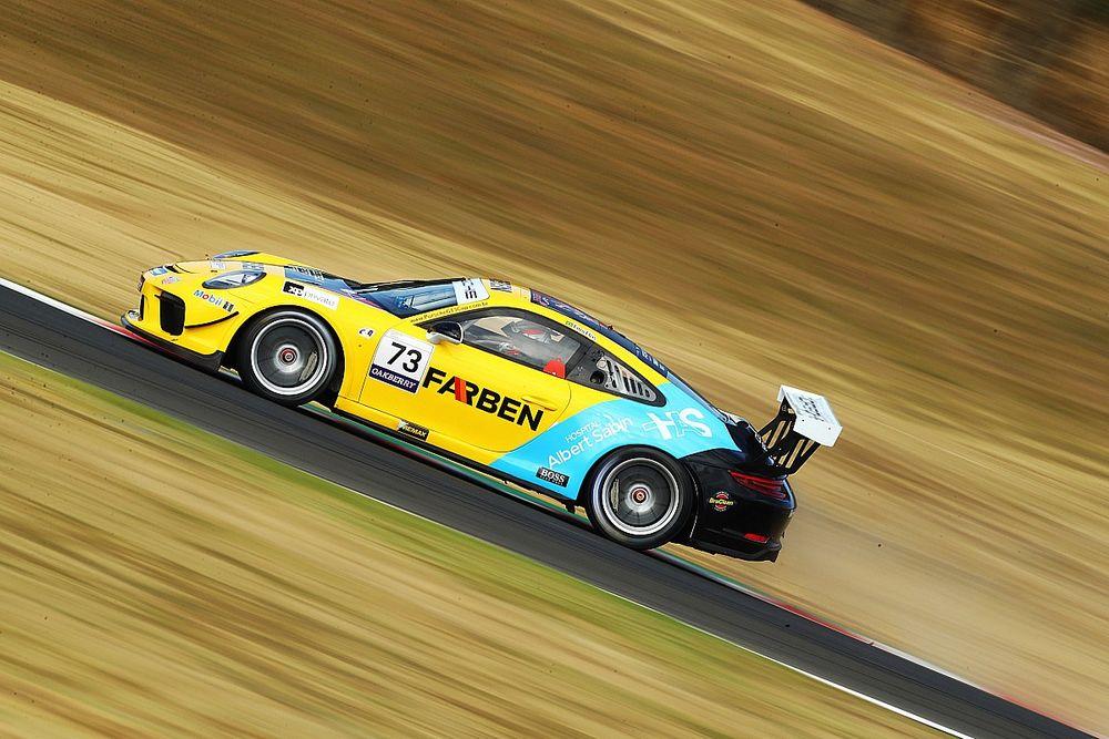 "Porsche Cup: Novo líder, Elias considera fim de semana ""perfeito"" no Velocitta"