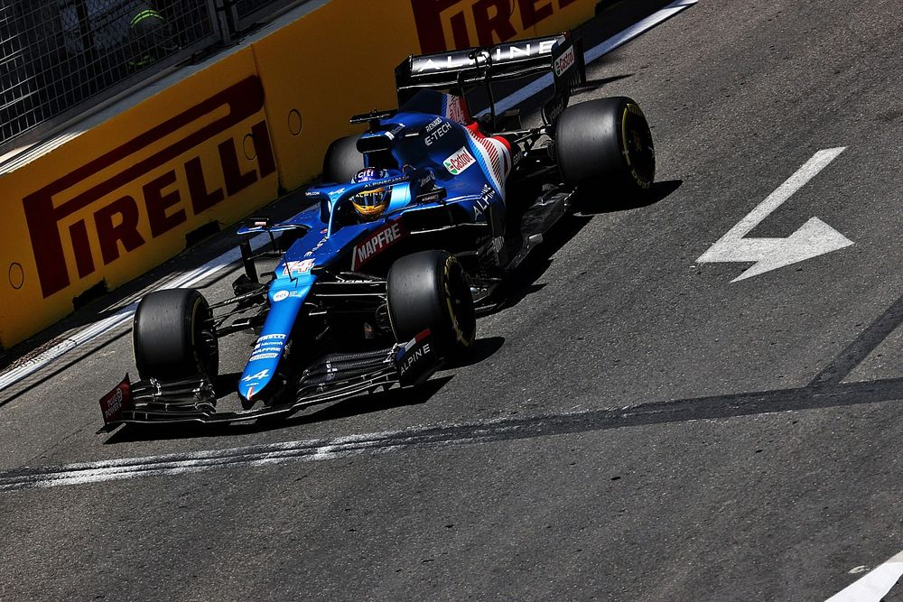 Alonso: Unfair that F1 drivers causing red flags can keep grid positions