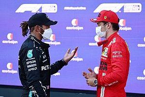 Леклер назвал поул Ferrari справедливым