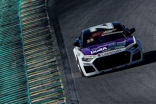 """GT Sprint Race: Ramalho celebra """"volta perfeita"""" da Super Pole em Interlagos"""
