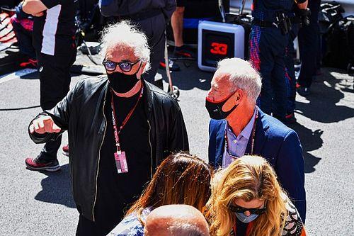 Briatore 'anuncia' seu retorno à Fórmula 1 em vídeo enigmático com CEO da categoria