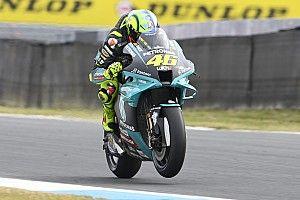 """Rossi: """"Ottimista, ma non abbastanza per il podio"""""""