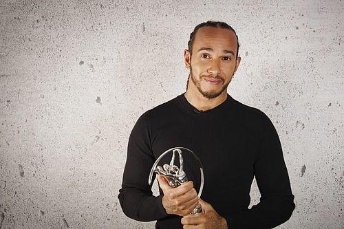 Hamilton in de prijzen bij Laureus Awards