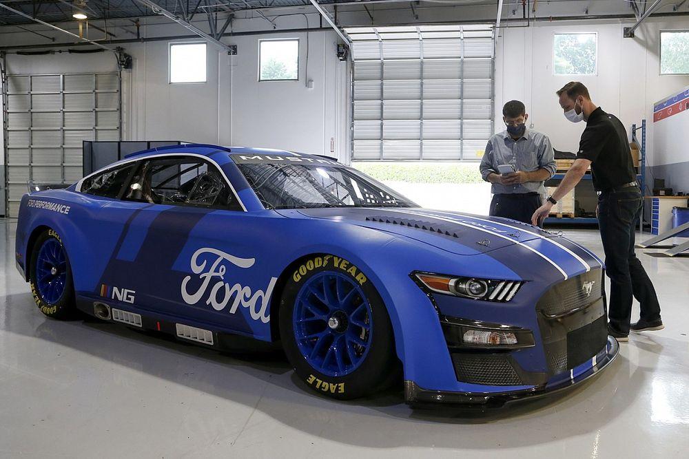 NASCAR awaits final sign-off of crash results on Next Gen car