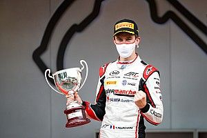 Record breaking Pourchaire to maintain focus on Formula 2