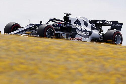 F1ポルトガルGP予選速報:メルセデス1列目独占、ボッタスPP。フェルスタッペン3番手、角田14番手