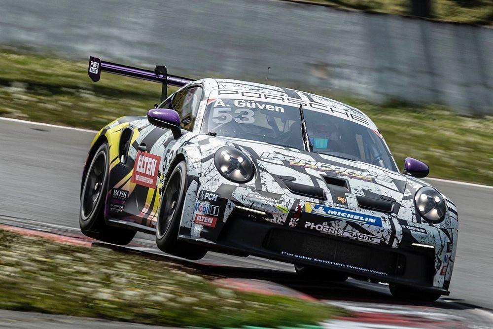 Porsche Carrera Cup Almanya: Hafta sonunun ilk yarışını Voorde kazandı, Ayhancan 3. oldu