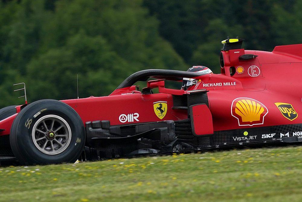 """Ferrari: """"Hiçbir zaman üçüncü bölüme kalamamaktan tatmin olmadık"""""""
