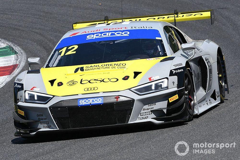 GT Sprint, Mugello, Libere 1: Audi svetta con Ferrari-Agostini