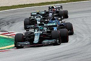 "Vettel: ""Me falta ritmo para luchar por puntos"""