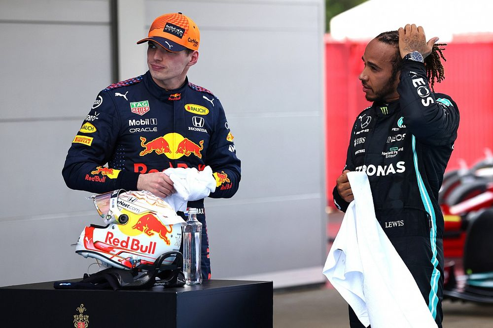 """Hamilton: """"Childish"""" to get into war of words in F1 title battle"""