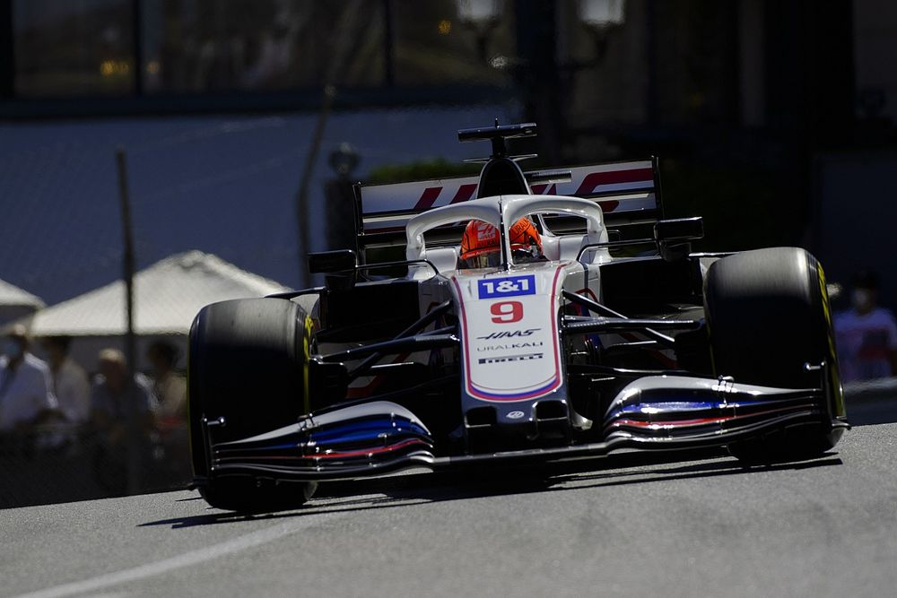 """Mazepin """"happiest since he entered F1"""" in Monaco - Steiner"""