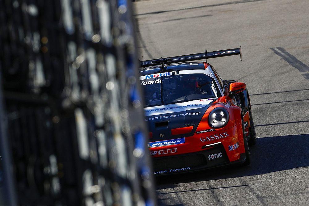 Porsche Supercup Avusturya: Ten Voorde, Ayhancan'ın 0.074 sn önünde pole pozisyonunda