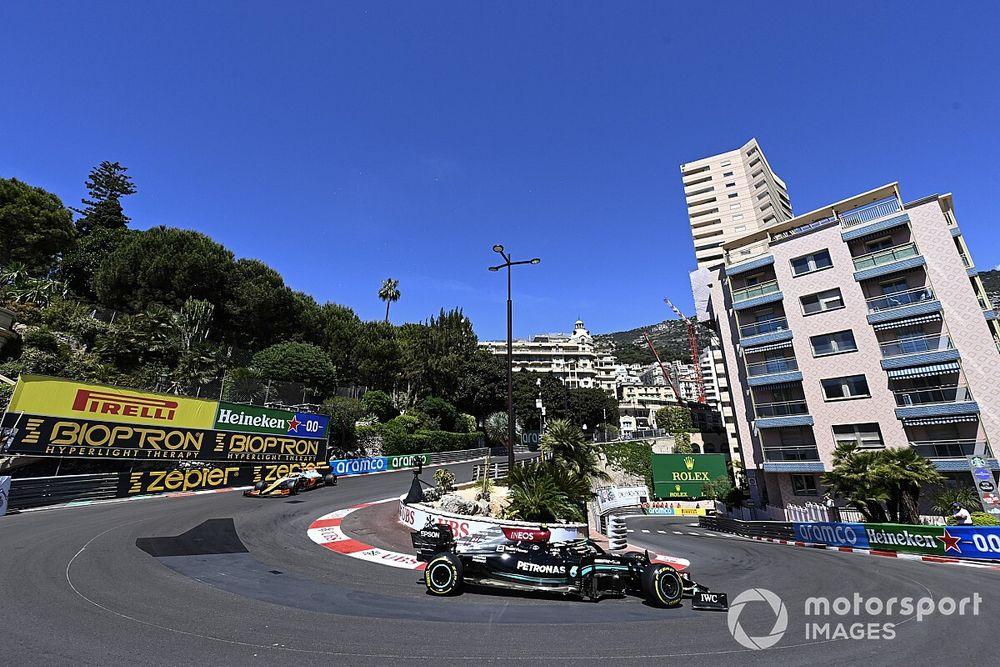 Jadwal F1 GP Monako 2021 Hari Ini