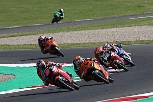 Hasil Moto3 Italia: Rodrigo Bawa Indonesian Racing Podium