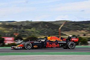 F1: Verstappen supera Hamilton e lidera terceiro treino livre para o GP de Portugal