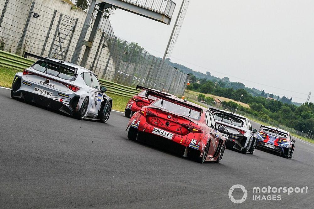 Pure ETCR: niente Corea, l'ultima gara sarà a Pau-Arnos