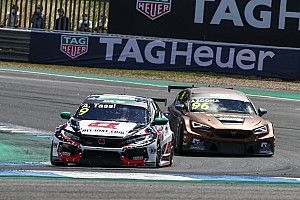 WTCR Estoril: Tassi becomes youngest winner as loose bonnet costs Monteiro