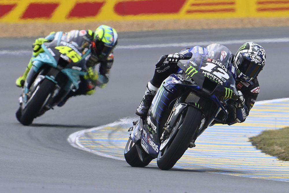 Rossi y Viñales condicionan el cierre de la parrilla 2022 de MotoGP