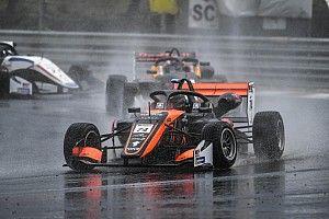 Euroformula Open Macaristan: Yağmur altında gerçekleştirilen yarışta zafer Das'ın, Cem 7. oldu