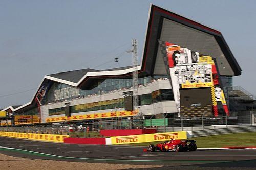 Volledige uitslag: Kwalificatierace F1 GP van Groot-Brittannië