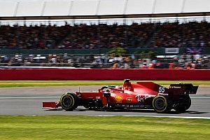 """Sainz, 11º: """"Me lo pasé bien, pero no era donde quería estar"""""""