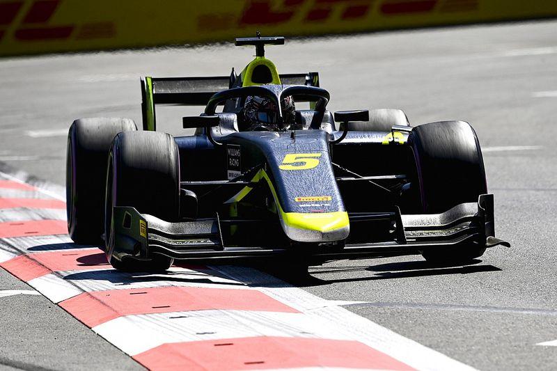 Ticktum boekt overtuigende zege in eerste Formule 2-race Sochi